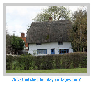 rent thtached holiday cottages to sleep 6