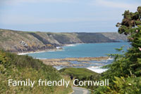 family friendly holiday cottages cornwall