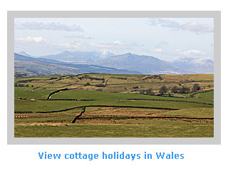 country cottage holidays in wales