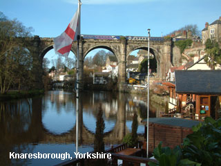 family self catering holidays in Knaresborough Yorkshire