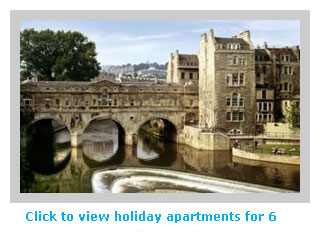 perfect for family holidays - self-catering apartments for 6