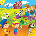 farm holidays for children
