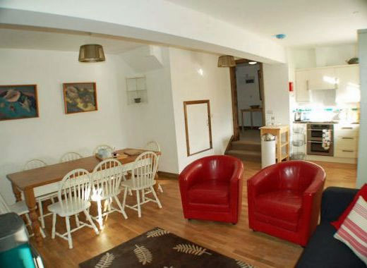 family holiday cottage in Devon sleeps 6