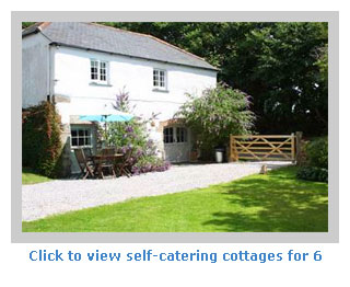self catering cottages and accommodation for 6
